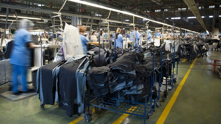 clothes factory