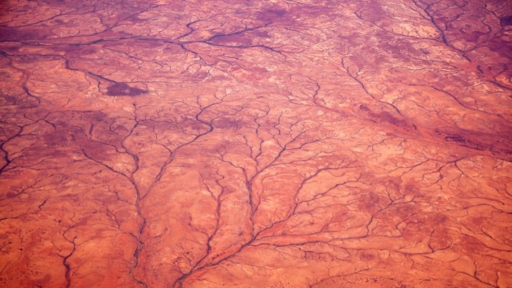 Rocks in Pilbara, Australia
