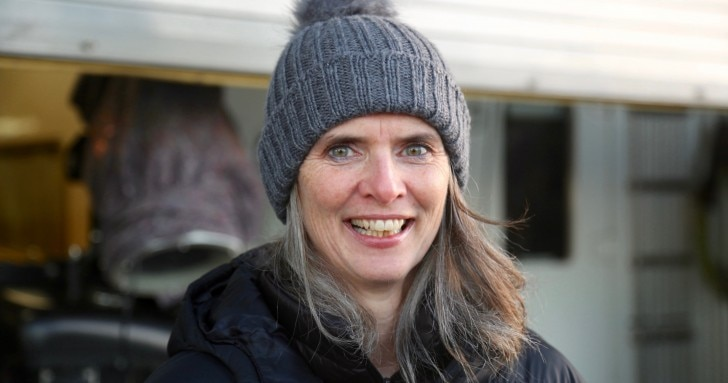 Blue Planet II producer Orla Doherty